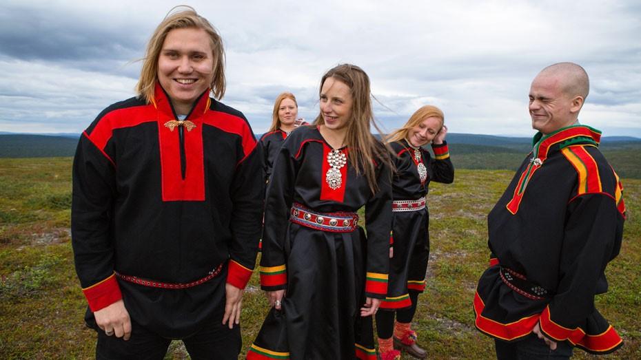 popolo Sami Finlandia