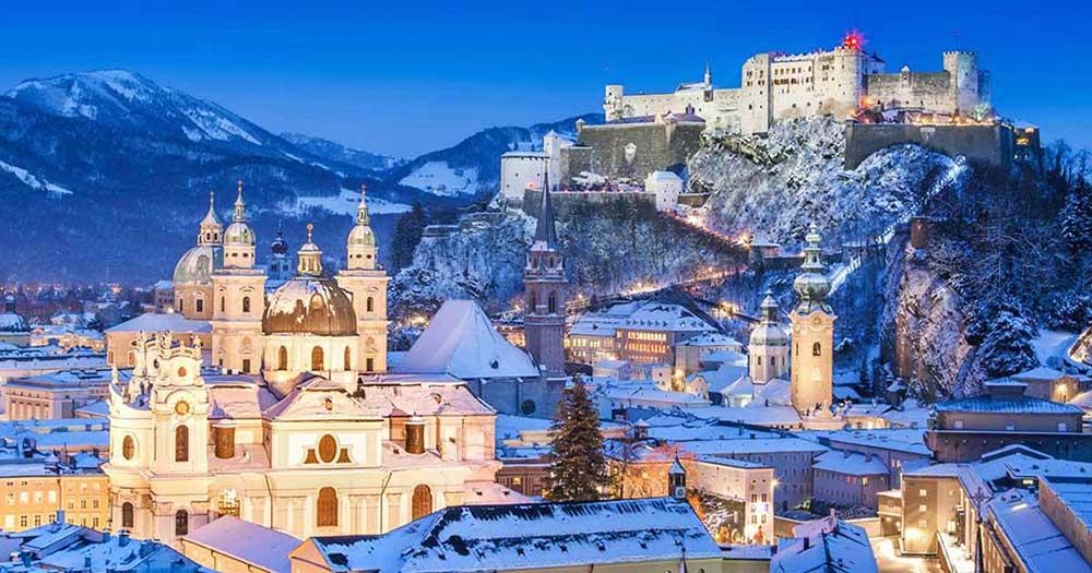 salisburgo meta magica da vedere a natale
