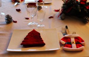 La tavola di Natale Trendy
