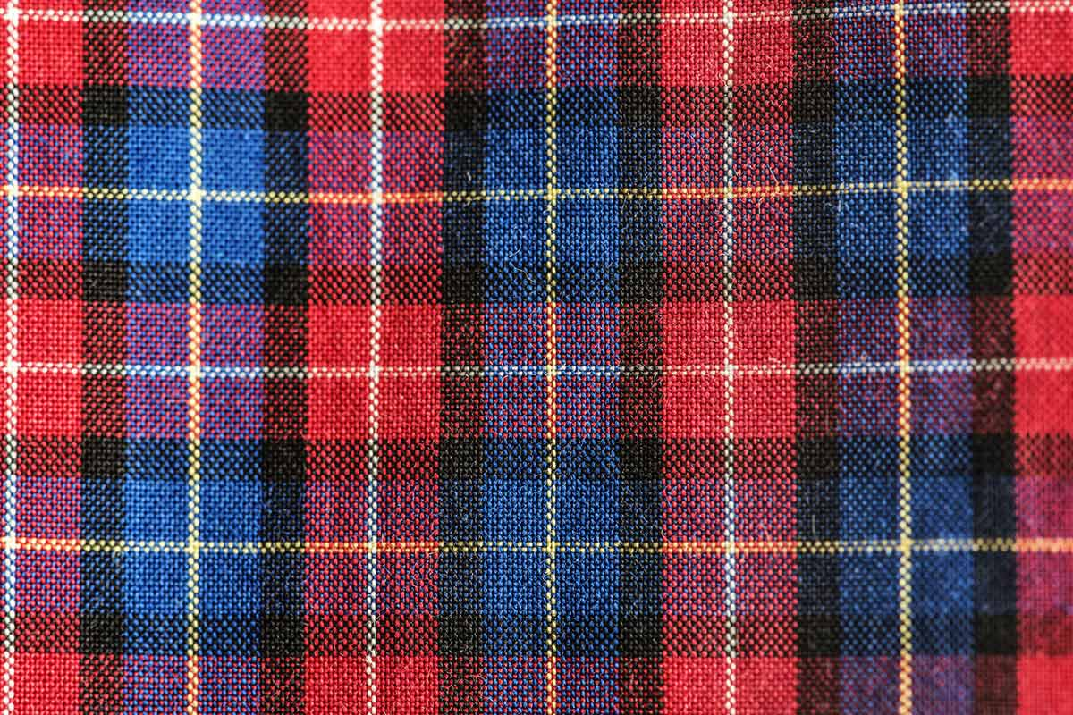 la tavola scozzese a Natale