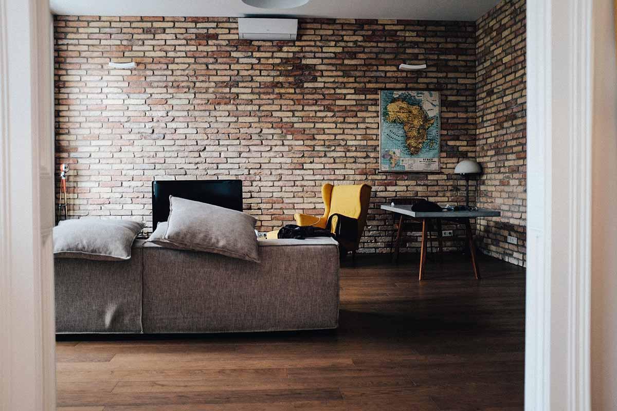 Come Rivestire Un Muro Interno interior design 2019: rivestimenti in pietra per la nostra casa