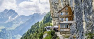 habitante ecoturismo infrastruttura ecosostenibile montagna