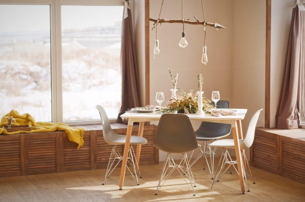 Casa trendy ma economica? Scegli lo stile nordico-scandinavo.