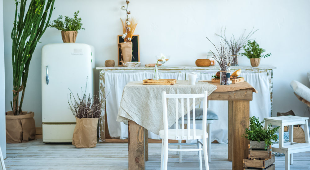 country chic home casa in campagna