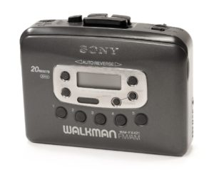design sony walkman