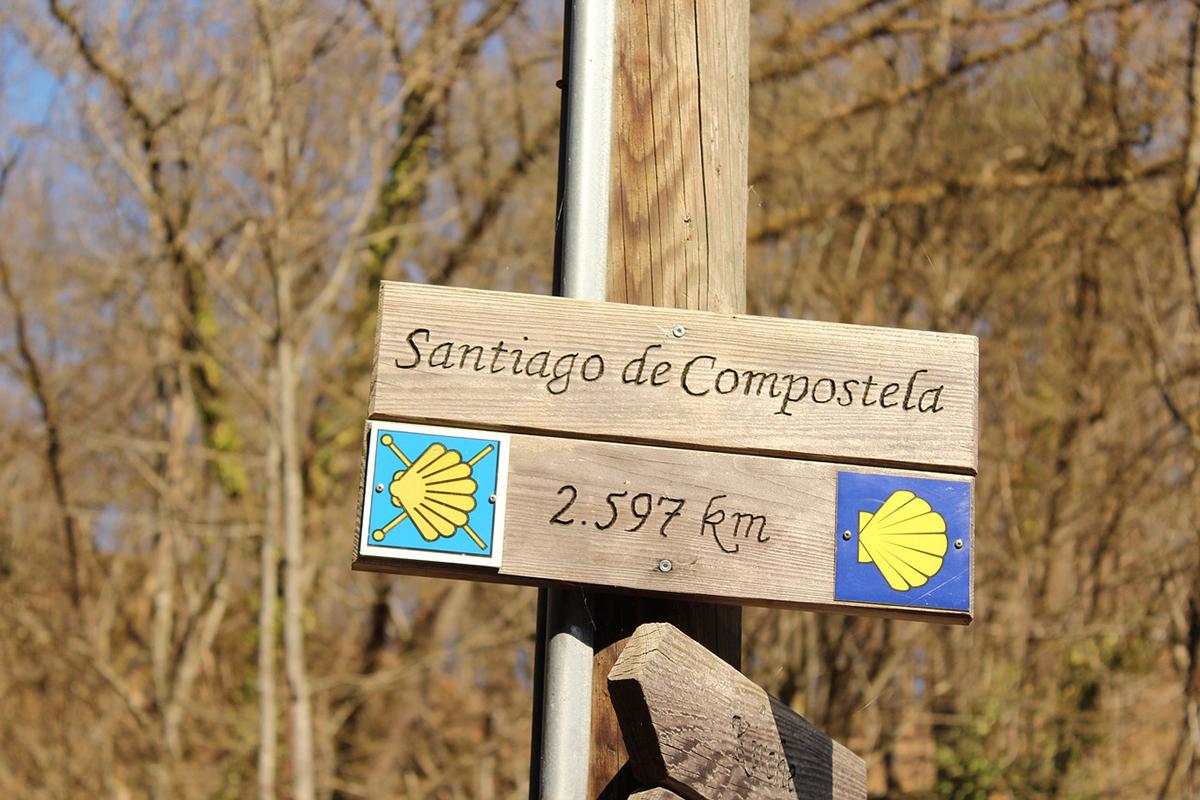 Santiago de Compostela, cammino di pellegrinaggio