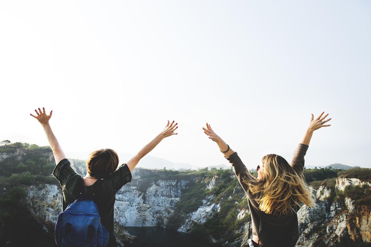 Viaggiare, tour, trekking