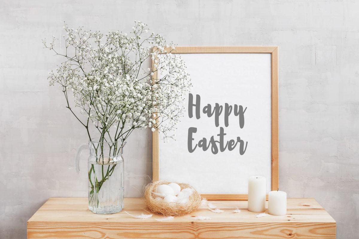 Pasqua: tante idee per decorare casa