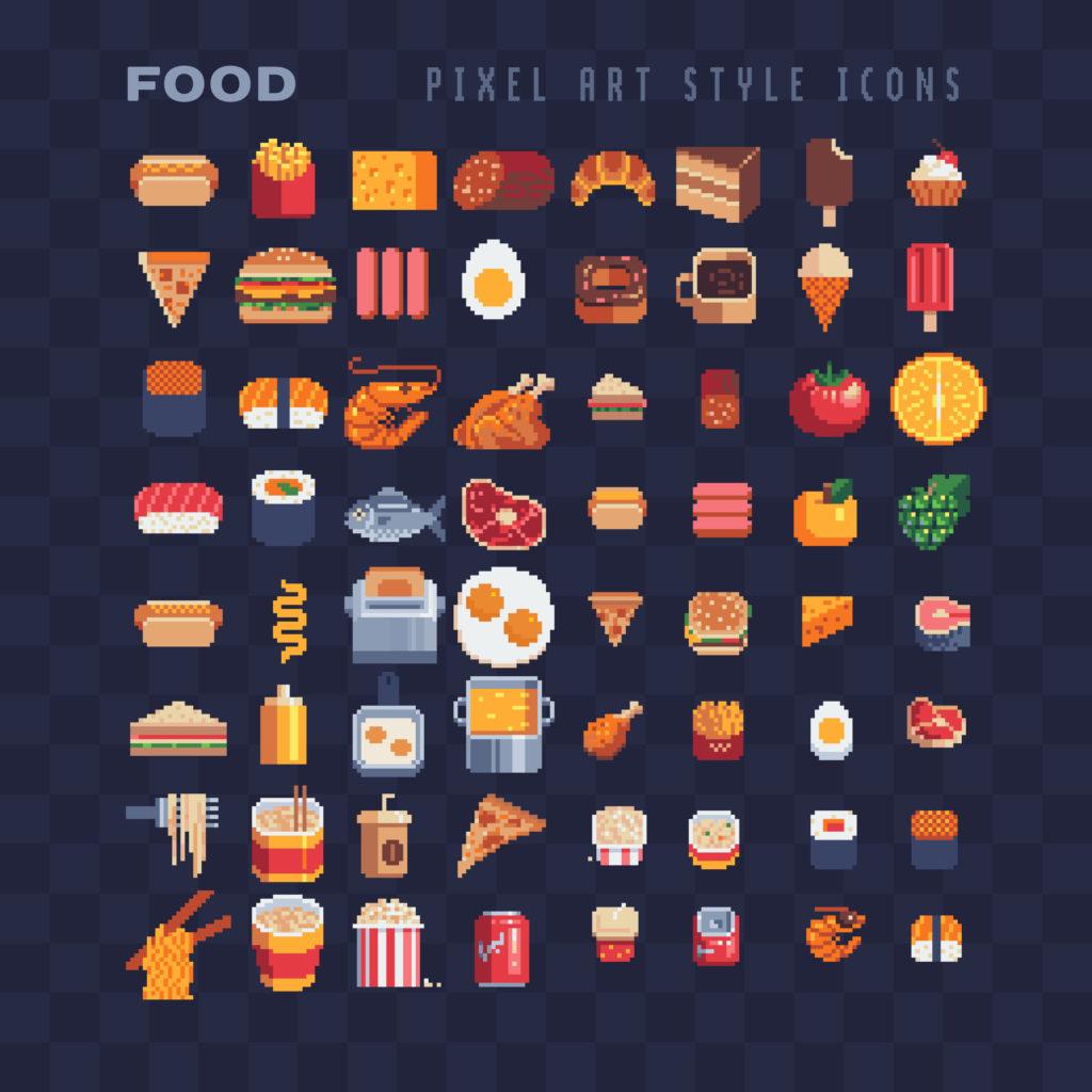 cibo anni '80 habitante
