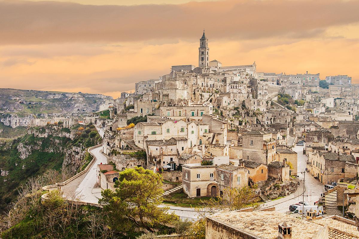 Matera, capitale europea della cultura 2019