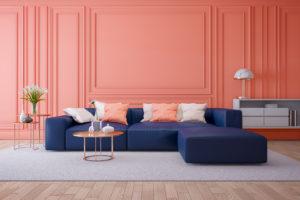 Di che colore è la tua casa? Il rosa
