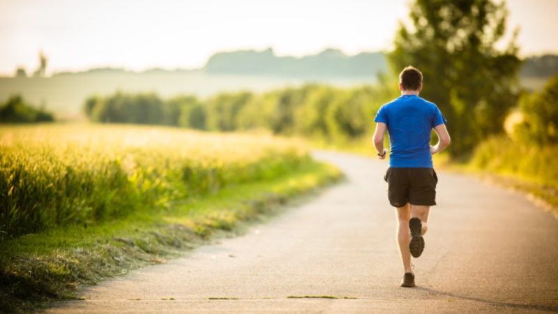 benessere psicofisico: lo sport all'aperto