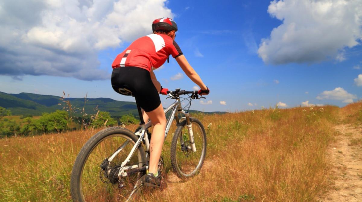 bicicletta, benessere psicofisico