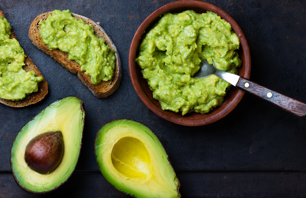 avocado habitante