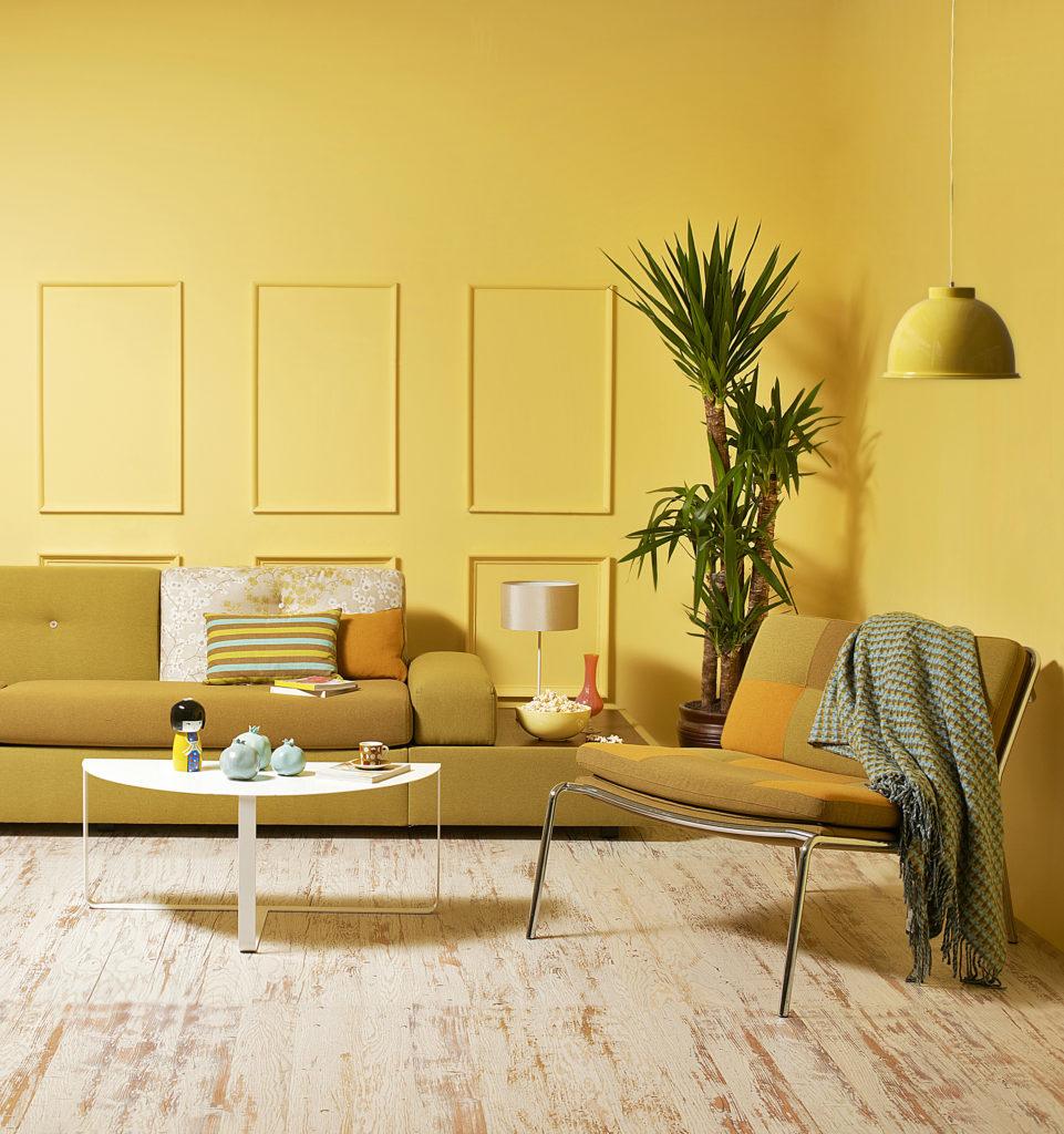 Di che colore è la tua casa? Il giallo