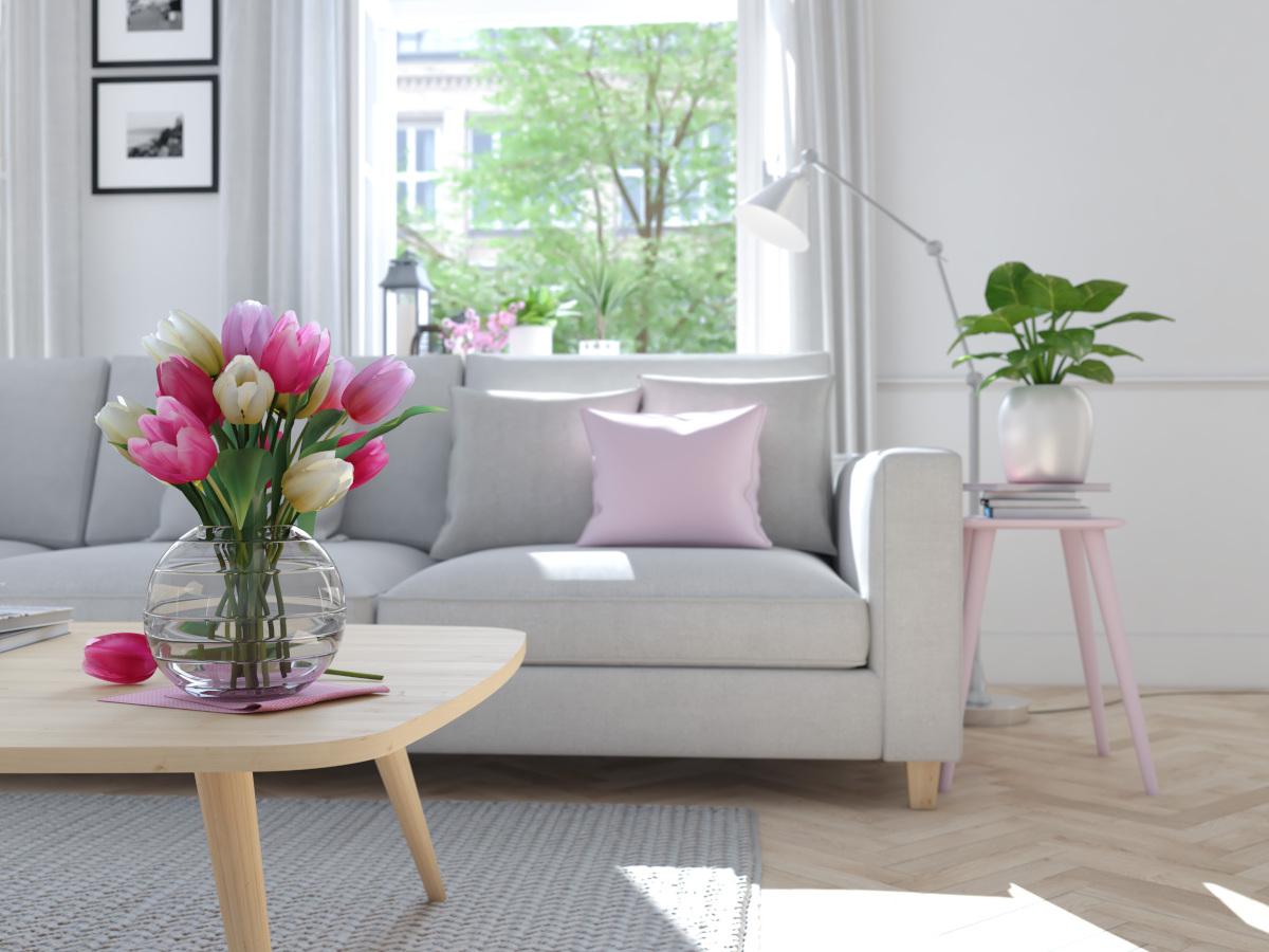 Tante idee per rinnovare casa in primavera habitante for Rinnovare casa idee