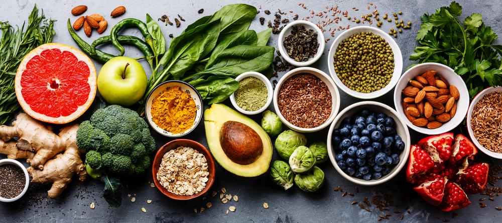 frutta e verdura alimentazione sostenibile