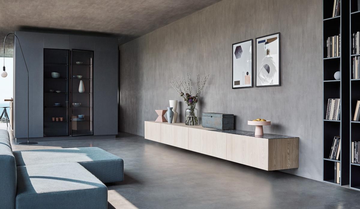 Come Separare Cucina E Soggiorno pillole di interior design: arredare un open space - habitante