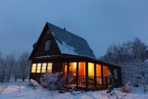 casa in campagna habitante