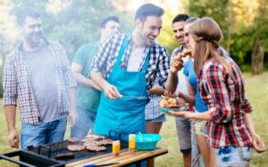 Barbecue in condominio: niente problemi con i vicini!