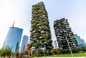 Come realizzare il giardino di casa - Bosco Verticale di Milano