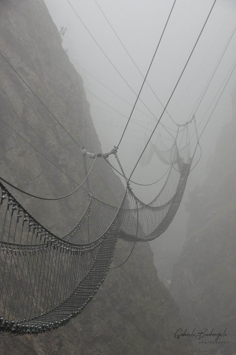 Ponte Tibetano Cesano