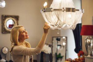 Installare un lampadario