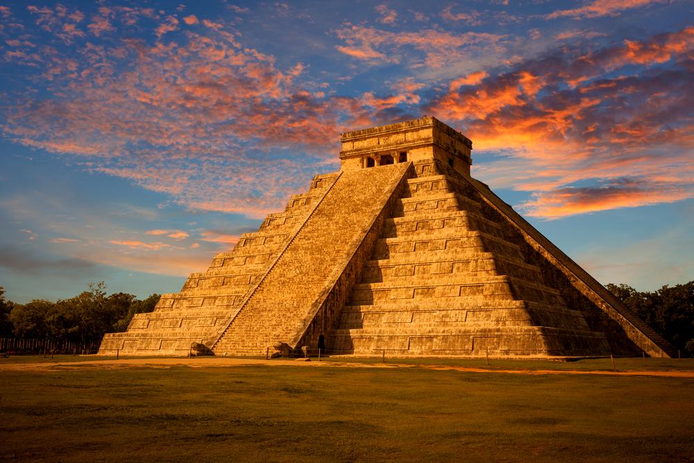 Chichén Itzá in Messico sette meraviglie del mondo