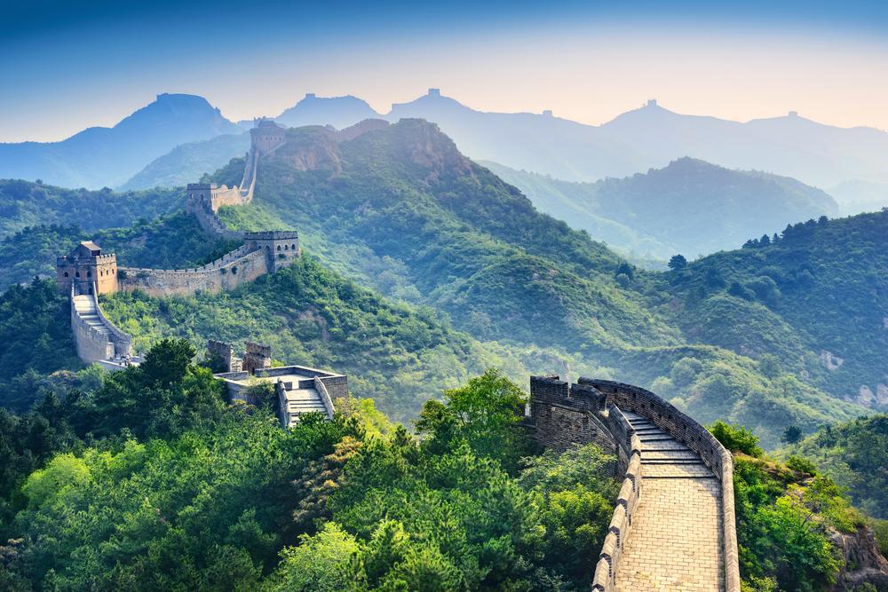 La Muraglia cinese sette meraviglie del mondo