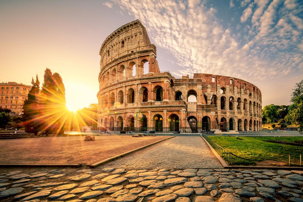colosseo di roma sette meraviglie del mondo