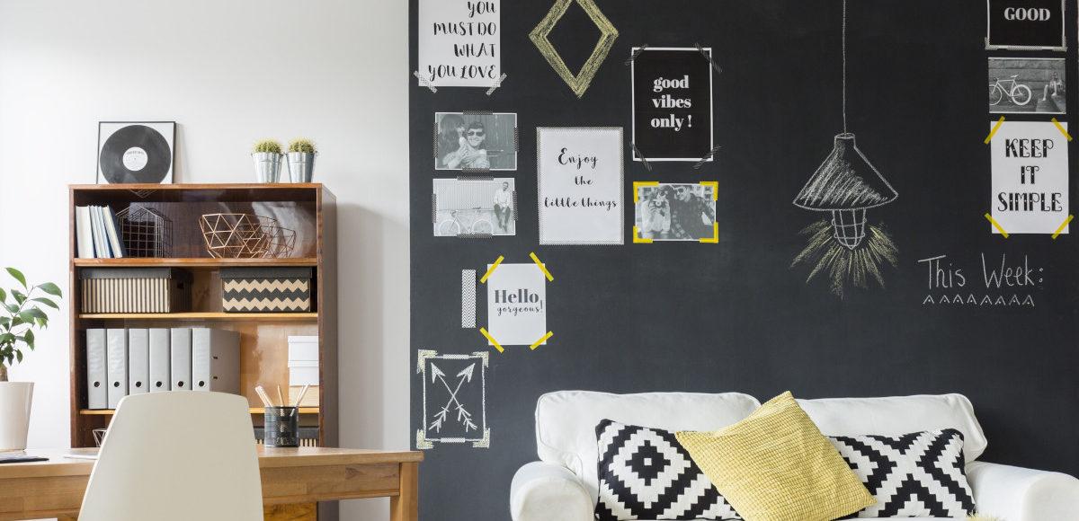 organizzare una stanza per gli hobby