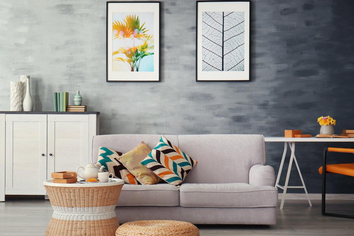 Pillole di Interior Design: arredare casa con i cuscini