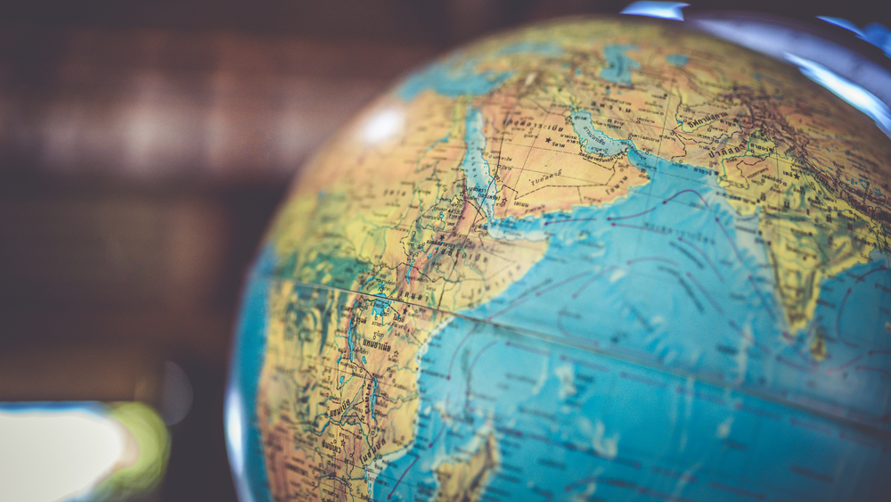 quanti sono i continenti nel mondo