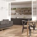 Ristrutturare il soggiorno: idee e costi