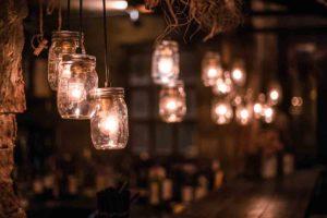idee creative per i barattoli di vetro