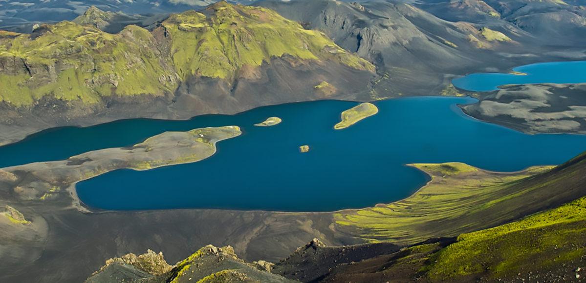 Langisjór lago