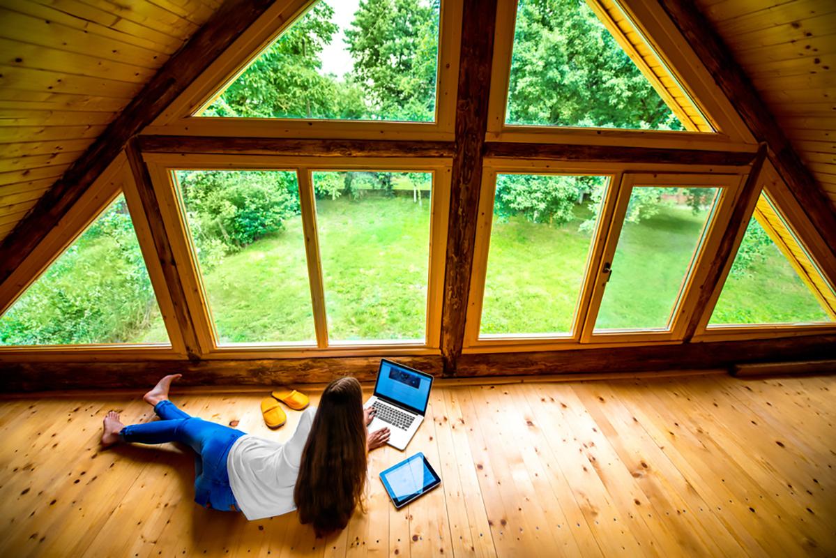 Abitare in mansarda: consigli per ridurre il caldo