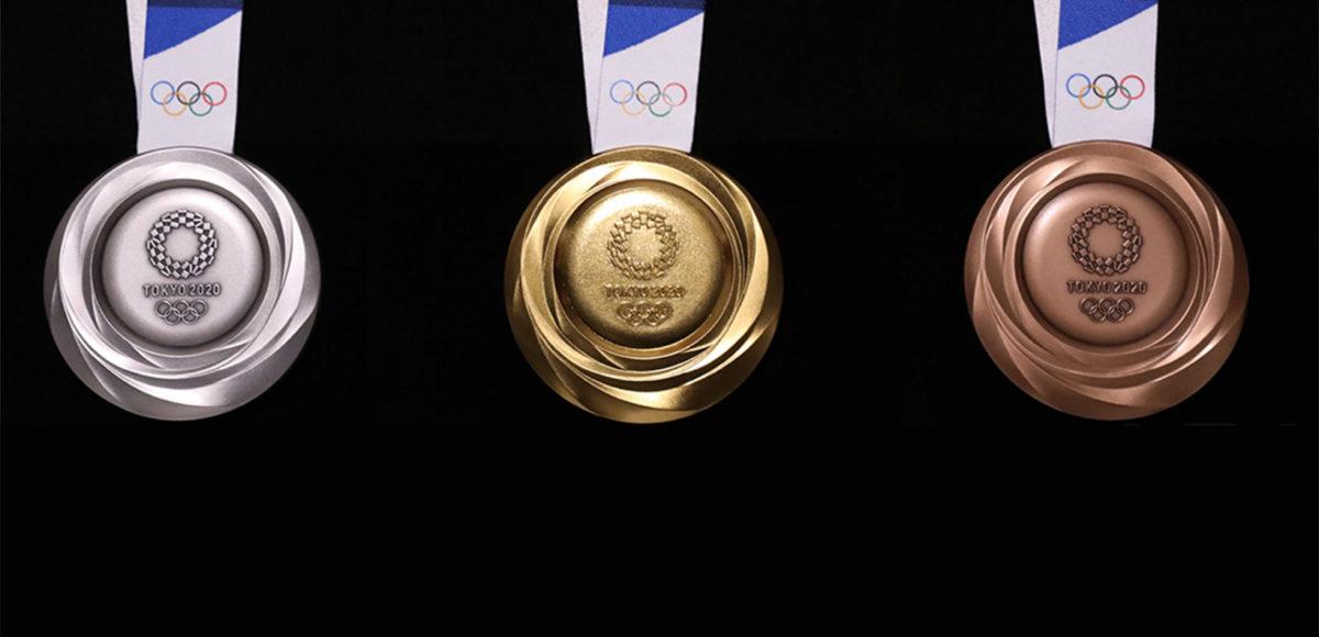 Olimpiadi di Tokio 2020: metalli riciclati per le medaglie dei campioni