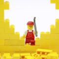 Lego dirà addio alla plastica entro il 2030