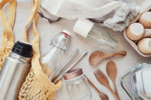 Vivere senza plastica plastic free life