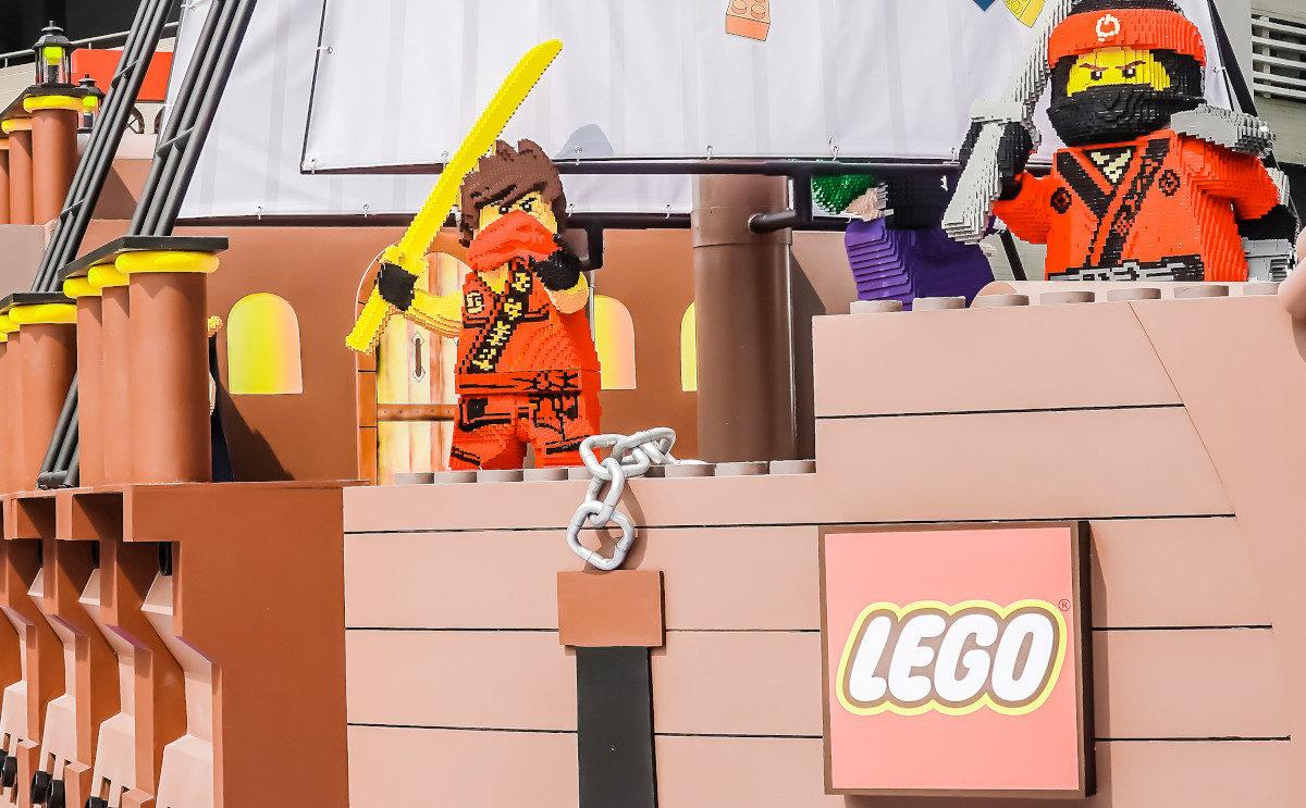 I Love Lego: è arrivata la mostra di Follonica