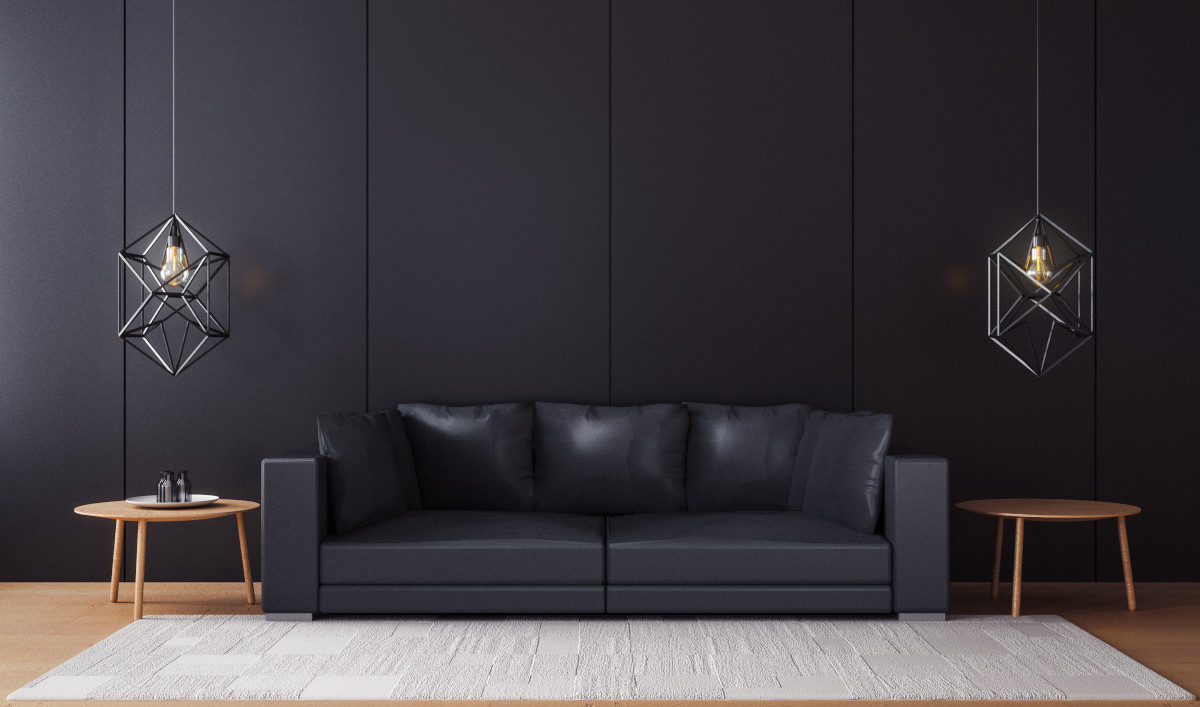 Pillole di Interior Design: l'arredamento Total black