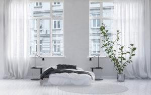 Pillole di Interior Design: arredamento total white