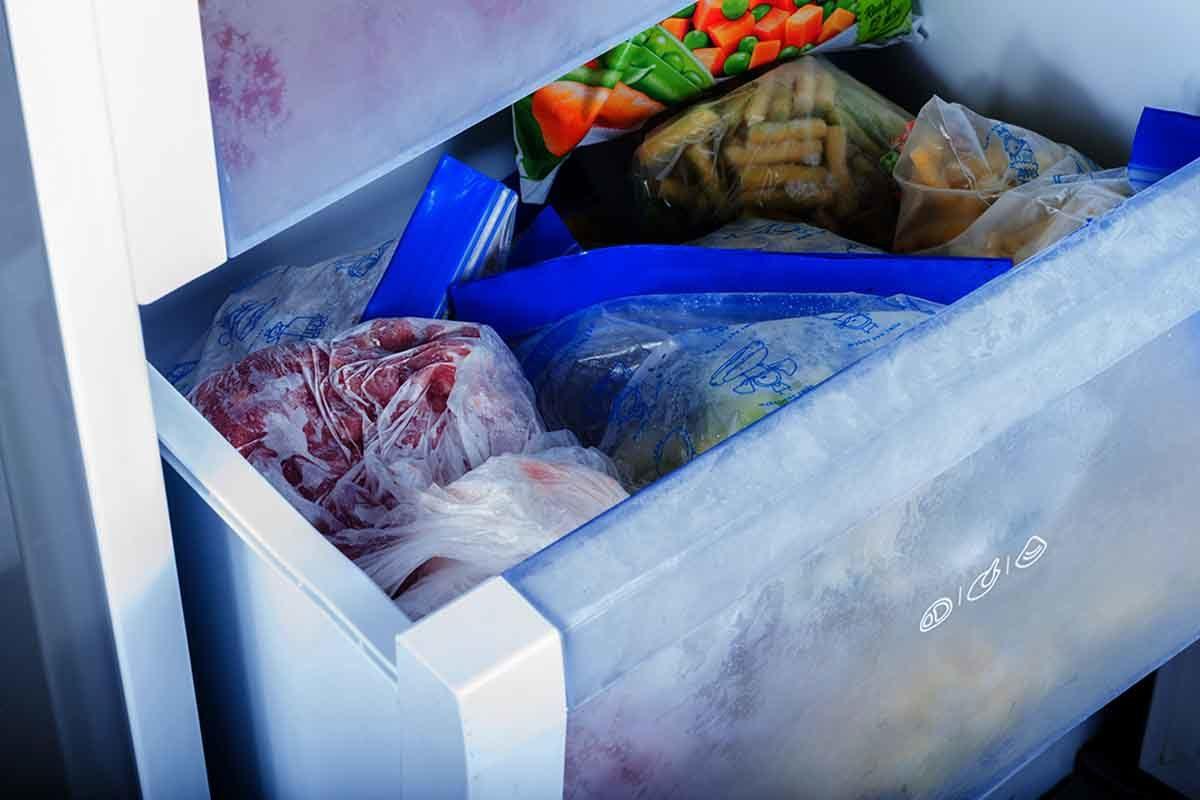 sbrinare il freezer