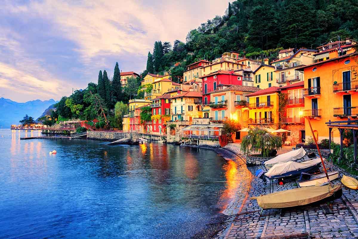 laghi più importanti d'Italia
