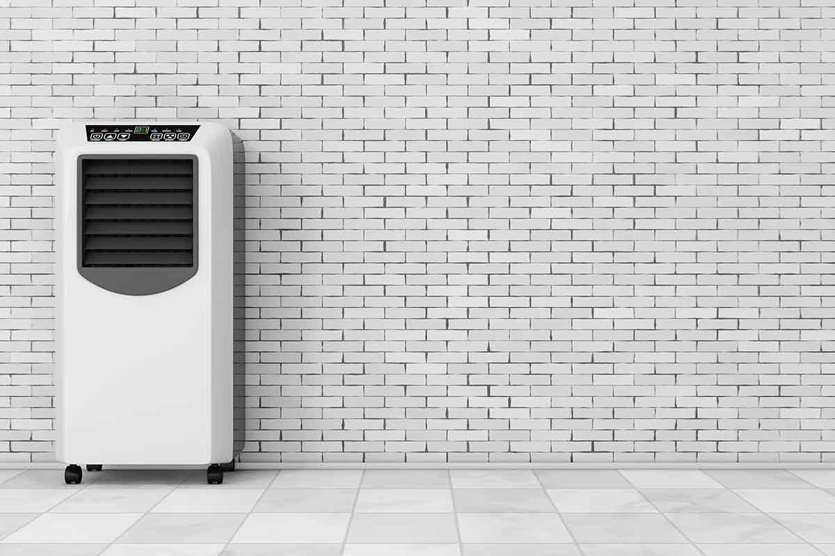 climatizzatore portatile più silenzioso