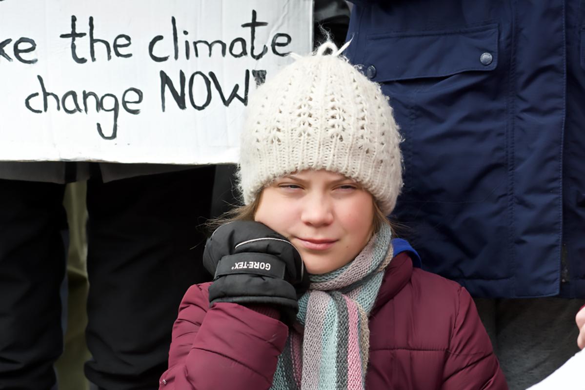 Cambiamenti climatici: quello che Greta non dice