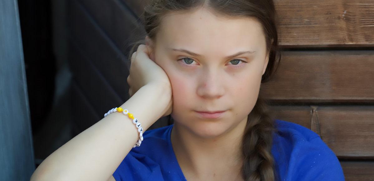 Greta Thunbert è partita per New York su una barca a vela a emissioni 0