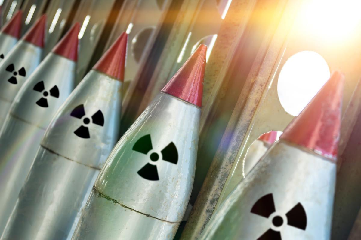 Esplosione nucleare in Russia