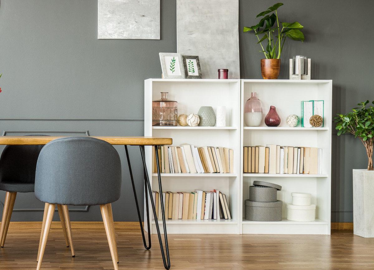 tante idee per realizzare librerie fai da te